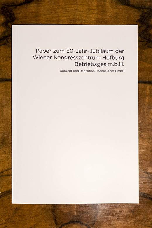 Teaser Hofburg Cover